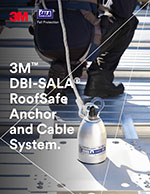 3M | DBI-SALA Roof Top Anchors Brochure