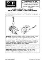Salalift & Salalift II Winches Instruction Manual