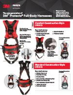 3M | Protecta Full-Body Harness Brochure