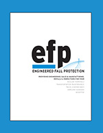 Engineered Fall Protection Sales Installation and Inspections Brochure