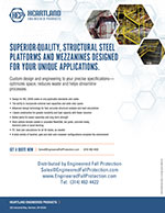 Engineered Platform and Mezzanine Brochure