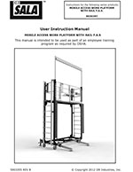 FlexiGuard Supported Ladder Fall Arrest Manual