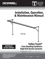 Free Standing Cantilevered Fall Protection Manual