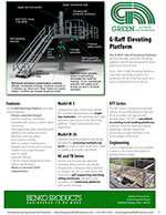 GREEN Elevating Platforms Brochure