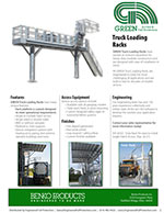 GREEN Truck Loading Platforms Brochure