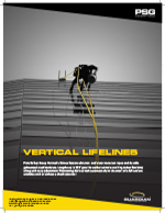 Guardian Fall Protection Vertical Lifelines