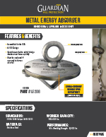 Guardian Metal Energy Absorber Brochure