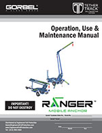 Gorbel Mobile Anchor Manual