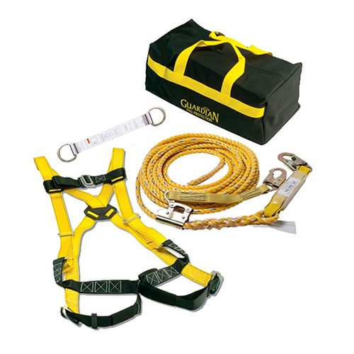 Buy Guardian Roof Fall Protection Kit Sack of Safety