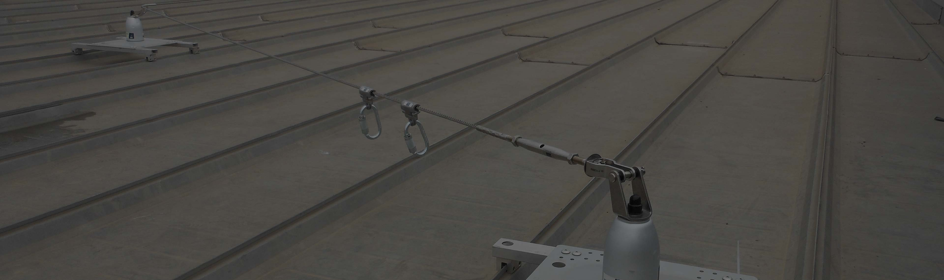 Rooftop Fall Protection