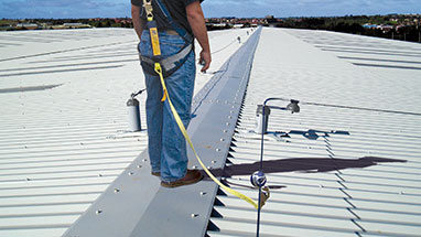 Metal Roof HLL System