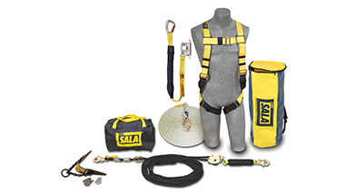 Roof Fall Protection Kits