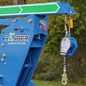 Ranger Mobile Anchor with SRL