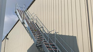 Roof Access Stair Systems
