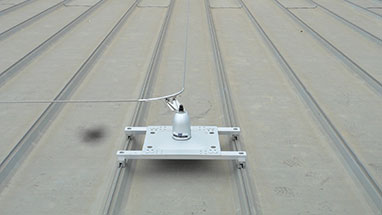 DBI SALA Horizontal Lifeline System Roof Top Anchor