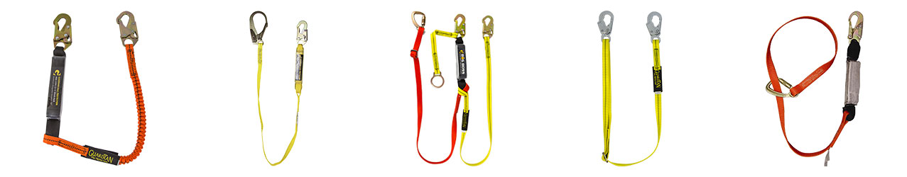 Guardian Safety Harness Lanyards
