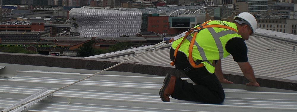 Fall Protection Installation