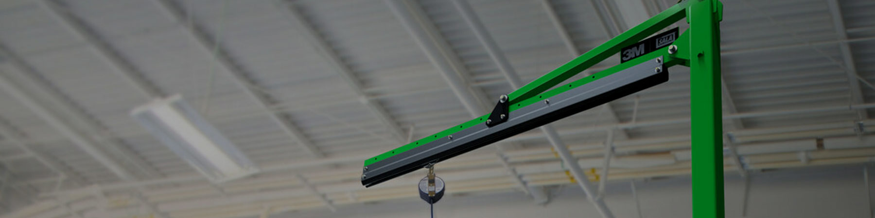 FlexiGuard Portable Counterweight Jib Anchor