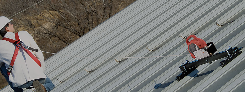 Reusable Roof Top Safety Anchors