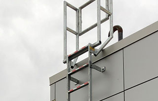 Roof Ladder Systems