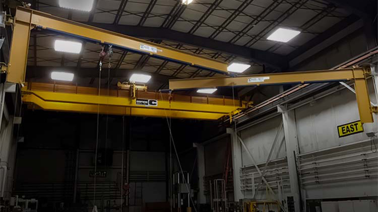 Swing Arm Fall Protection System