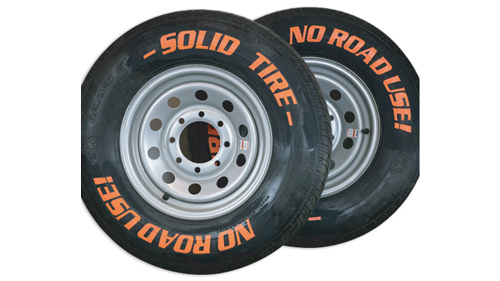 Solid Tire Option (SPT1000)
