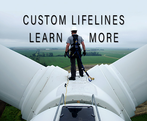 Custom Engineered Horizontal Lifelines