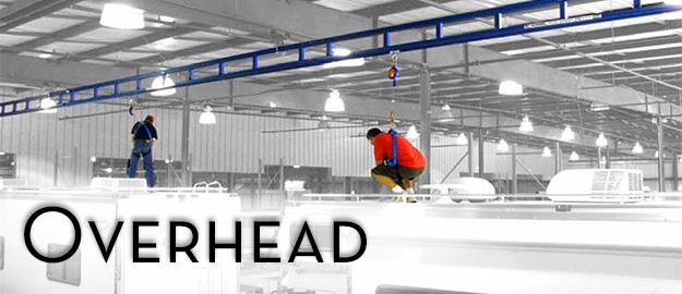 Overhead Rigid Fall Protection