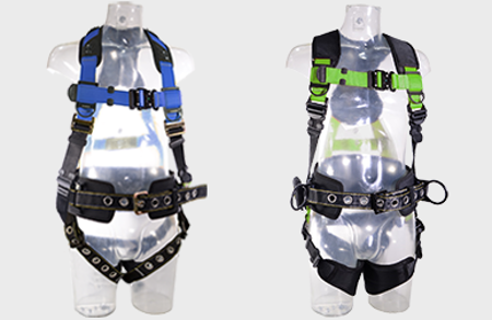 Picture for category Full Body Harnesses