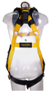 Guardian Series 3 Full-Body Harness, Quick-Connect Chest, Tongue-Buckle Legs, Sternal D-Ring, Back