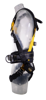 Guardian Series 5 Full-Body Harness w/ Waist Pad, Quick-Connect Chest and Legs, Side D-Rings, Side