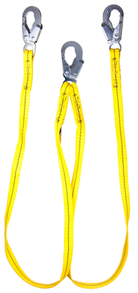 Guardian Non-Shock Absorbing Lanyard, 6 ft. Double Leg