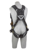 ExoFit NEX Arc Flash Harness, Quick-Connect Chest and Legs, Back