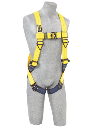 Delta Vest Harness, Quick-Connect Chest and Legs, Front