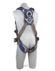ExoFit NEX Vest-Style Harness, Quick-Connect Chest and Legs, Back