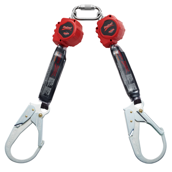3M | Protecta Rebel Twin-Leg SRL, Web, w/ Rebar Hooks