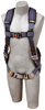 ExoFit XP Vest-Style Harness, Quick-Connect Chest and Legs, Front
