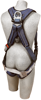 ExoFit XP Vest-Style Harness, Quick-Connect Chest and Legs, Back