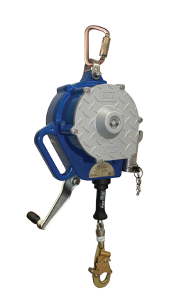 3M | DBI-SALA Sealed-Blok SRL w/ Retrieval Winch & Mounting Bracket, Front