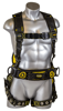 Cyclone Construction Harness, Quick-Connect Chest, Tongue-Buckle Legs, Side D-Rings, Front