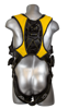 Halo Harness, Quick-Connect Chest, Tongue-Buckle Legs, Side D-Rings, Back