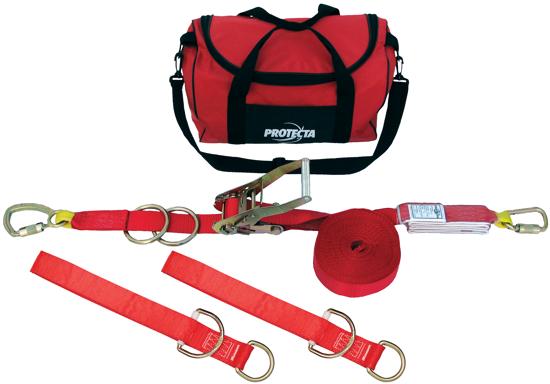 Protecta PRO-Line Web Horizontal Lifeline System