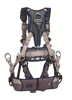 STRATA Tower Climbing Harness, Tongue-Buckle Legs, Side D-Rings, Back