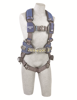 ExoFit NEX Mining Vest Harness, Quick-Connect Chest and Legs, Front