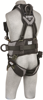 ExoFit NEX Arc Flash Construction Harness, Quick-Connect Chest and Legs, Side D-Rings, Back