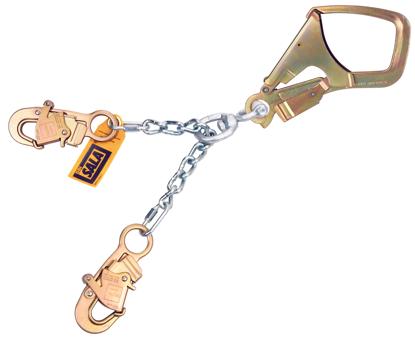 3M | DBI-SALA 2 ft. Chain Rebar Positioning Lanyard, 5920059