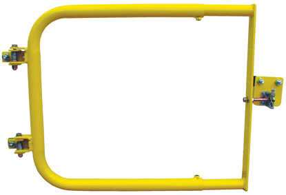 3M | DBI-SALA Portable Guardrail Gate, Yellow Powder Coated, 7900007