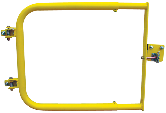 3M | DBI-SALA Portable Guardrail Gate, Yellow Powder Coated, 7900007
