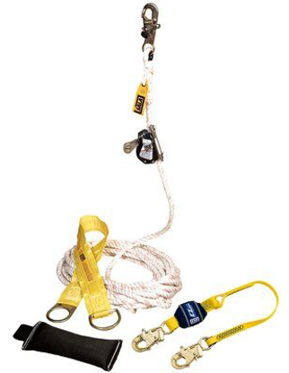 3M | DBI-SALA Lad-Saf Mobile Robe Grab Lifeline System, 5000400