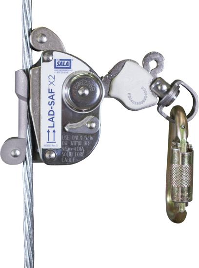 3M | DBI-SALA Lad-Saf X2 Detachable Cable Sleeve, 6160030